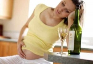 алкоголь на ранних сроках беременности