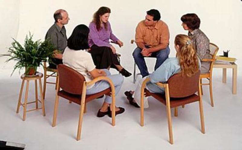 Лечение зависимости в группах анонимных алкоголиков