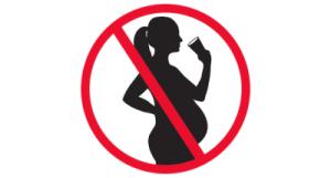 влияние алкоголя беременность плод
