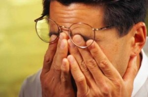 ухудшение зрения алкоголя