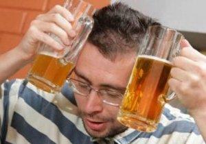 похмеляться пивом