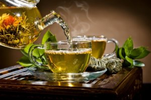 чай с лимоном от похмелья