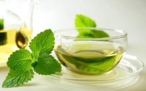 зеленый чай с похмелья