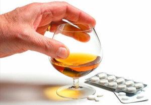 мидокалм можно ли принимать алкоголь