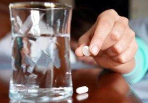 через сколько можно пить аспирин после алкоголя