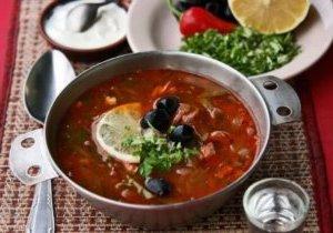 суп похмельный