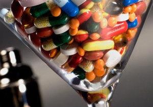 Как сочетать спиртное с антидепрессантами?