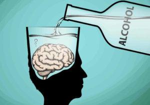 энцефалопатия алкогольная