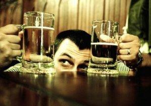 после пьянки понос почему