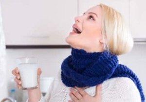 можно ли пить водку при ангине