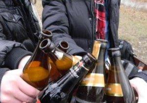 распитие спиртных напитков статья