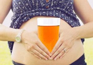 можно ли пить пиво безалкогольное беременным