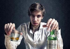 личность алкоголика