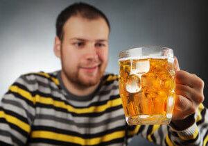 пивной алкоголизм у мужчин