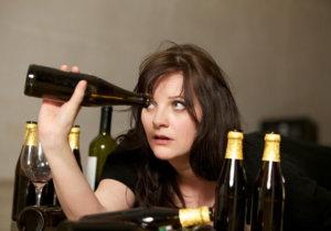 жена пьет что делать мужу