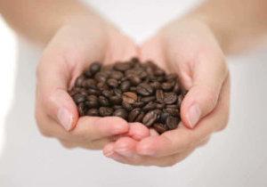 кофейные зерна от перегара