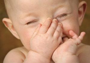 перегар для грудного ребенка