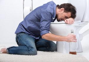 Лечение алкогольного отравления в домашних условиях