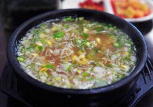корейский суп от похмелья