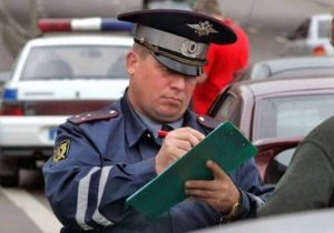 штраф за перегар за рулем россия