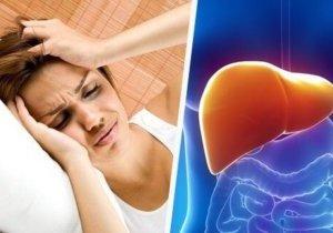 пульсирующая боль в печени