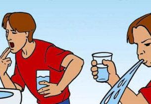 как привести в порядок лицо после пьянки