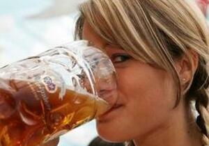 Как женщине бросить пить пиво каждый день?