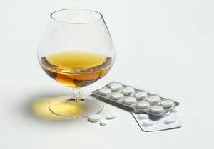 через сколько после новопассита можно пить алкоголь