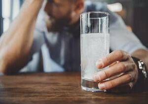 почему нет похмелья после алкоголя