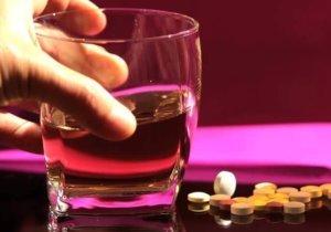 можно ли принимать импазу с алкоголем