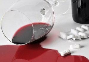 можно ли алкоголь с сиофором