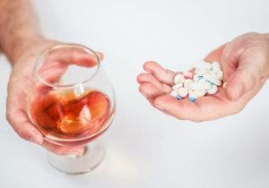 гроприносин можно ли пить алкоголь