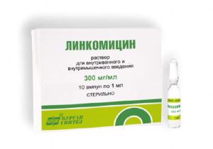 Можно ли совмещать Линкомицин с выпивкой?