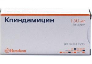 Совместимость Клиндамицина с алкоголем