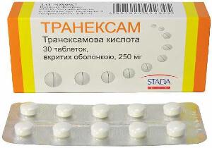 Можно пить во время лечения Транексамом?