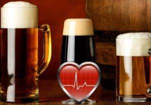 как влияет пиво на давление человека