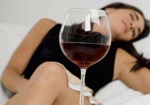 тержинан и алкоголь