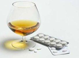 парацетамол с алкоголем