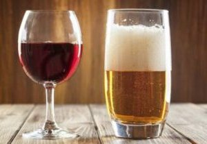что вреднее пиво или вино для женщин