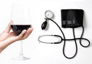 влияния водки на давление человека