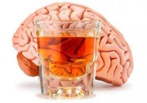 отек мозга и алкоголь
